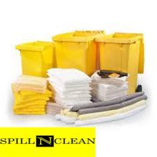 SPILL N CLEAN SPILL KITS